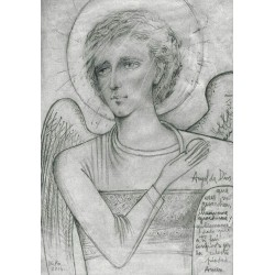 Icono Angel de la Guarda